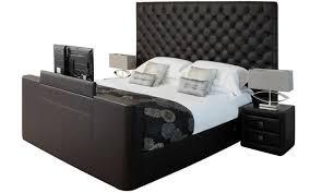 Kingsize Tv Bed Frame The Encore King Size Tv Bed Tv Bed Store