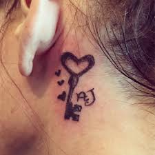 cover tattoo behind your ear 70 best behind the ear tattoos for women