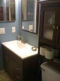 My Painted Bathroom Vanity Before - painting a bathroom vanity bathroom vanities painting bathroom