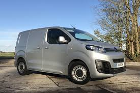 new citroen dispatch most economical medium vans parkers