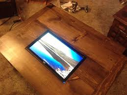 touch screen coffee table coffee table with built in touch screen