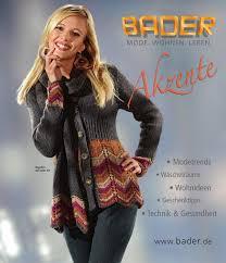 Versandhaus Bader Bader Akzente Herbst Winter Osen Zima 2012 By Katorg World Of