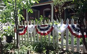 cheap outdoor decorations 4th of july fast easy outdoor decor on the cheap the year of