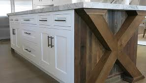 wood kitchen island x based kitchen island transitional kitchen