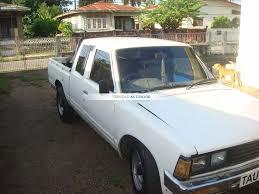 datsun nissan truck tau nissan datsun 720 pickup sold the trinidad car sales