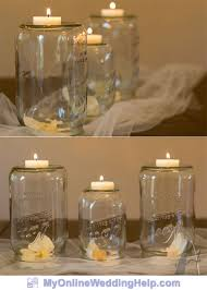 Mason Jar Candle Ideas Top 6 1 2 Easy Diy Mason Jar Decorations My Online Wedding Help