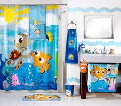Disney Bathroom Accessories by 5 Bathroom Designs Of Kids U0027 Dreams Finding Nemo Bathroom