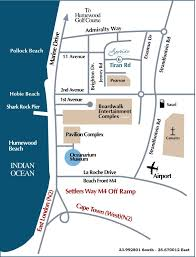 Port Elizabeth South Africa Map by Directions Find Us At Bayside Guesthouse Accommodation In