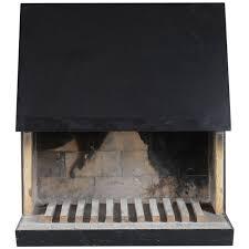 preway white enamel fireplace at 1stdibs