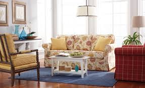 exposed wood frame sofa traditional chair with spool turned wood frame by craftmaster