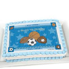 sports cake toppers birthday cake toppers