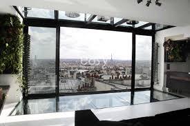 Appartement Toit Terrasse Paris Lieu Vue Sur La Tour Eiffel Pour Tournage Et Evenementiel à Paris
