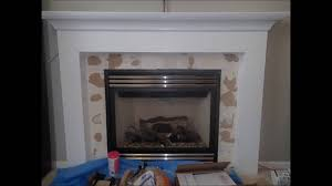 issues installing tiles around fireplace fireplace drywall youtube
