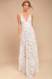 lace maxi dress angelic look with white lace maxi dress mybestfashions