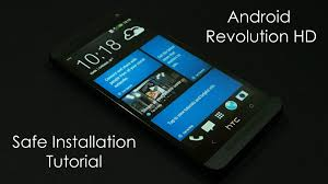 android revolution hd htc one m7 how to install android revolution hd custom rom
