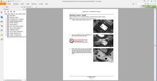 case 650k 750k 850k tier ii dozer repair manual auto repair