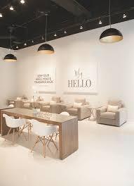 Best  Nail Salon Decor Ideas On Pinterest Beauty Salon Decor - Nail salon interior design ideas