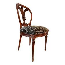 vintage u0026 used black accent chairs chairish