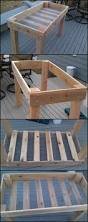 Raised Patio Planter by Best 25 Raised Planter Ideas On Pinterest Pallet Flower Box