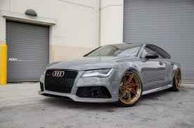 nardo grey nardo gray audi rs7 adv07r track spec cs series wheels adv 1 wheels