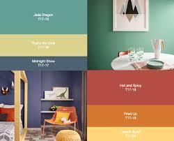 paint color trends 2017 palette pro