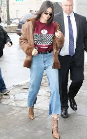 jenner sweater kendall jenner s affordable asos jacket is so chic louis vuitton