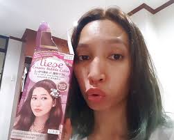 watch liese bubble dye in chestnut brown top beauty and