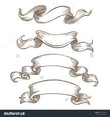 vintage ribbon stock vector vintage ribbon banners set 171714662 jpg