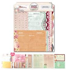 misc me madeleine recipe dividers by bo bunny press