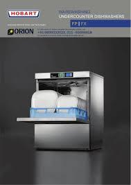 Under Counter Dishwashers Hobart Undercounter Dishwasher Price