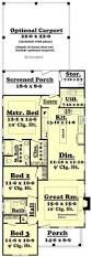 Narrow Home Floor Plans Best 25 Narrow House Plans Ideas That You Will Like On Pinterest