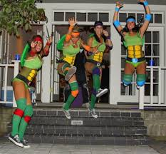 Popular Halloween Costumes Teen Girls 39 Awesome U002790s Halloween Costumes Running Costumes Tmnt