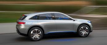 mercedes benz concept eq the electric suv of the future
