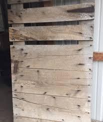 diy barn door to standing desk estatesales net blog