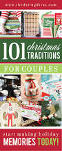 101 christmas traditions for couples christmas traditions