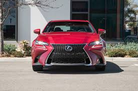 lexus gs 350 vs q70 2017 lexus gs 350 f sport first test the emotional value pick