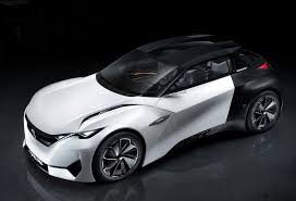 peugeot sport car 2017 official peugeot fractal concept gtspirit