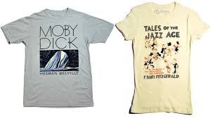 themed shirts literary t shirts a roundup jacket copy los angeles times