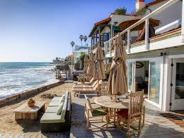 Malibu Mobile Home by Shabby Chic Malibu Beach House Ocean Leve Vrbo