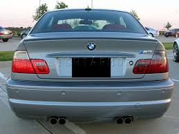 blacked out tail lights legal 00 06 bmw 3 series m3 coupe smoked taillight film kit