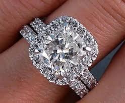 3 carat engagement rings princess cut engagement rings 3 carat trio princess cut pav