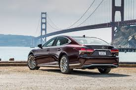 lexus luxury car 2018 lexus ls australian range details