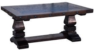 Pedestal Coffee Table Rustic Pedestal Coffee Table Pedestal Coffee Table