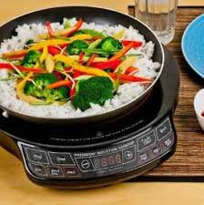 Nuwave Precision Portable Induction Cooktop Nuwave 2 Portable Induction Cooktop As Seen On Tv Brand New