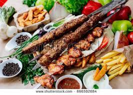 cuisine kebab kebab stock images royalty free images vectors