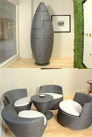 Space Saving Living Room Furniture 25 Extremely Awesome Space Saving Furniture Designs That Will
