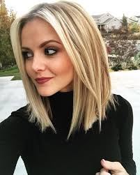 haircut ideas 10 stylish sweet lob haircut ideas 2018 shoulder length hairstyles