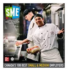 ontario top employers canada u0027s top small u0026 medium employers 2015 by canada u0027s top 100
