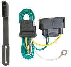 2010 2016 f150 curt rear trailer t connector wiring harness w o