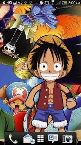 download one piece luffy live wallpaper for android by kuehlware